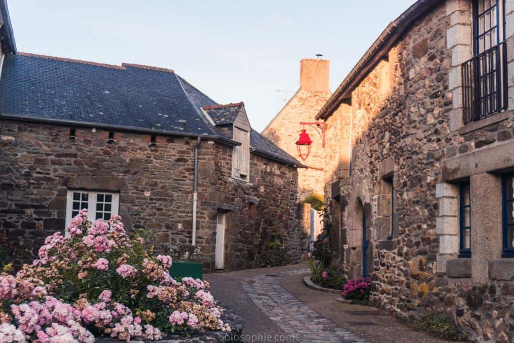 How to spend three days in Brittany, france: saint suliac