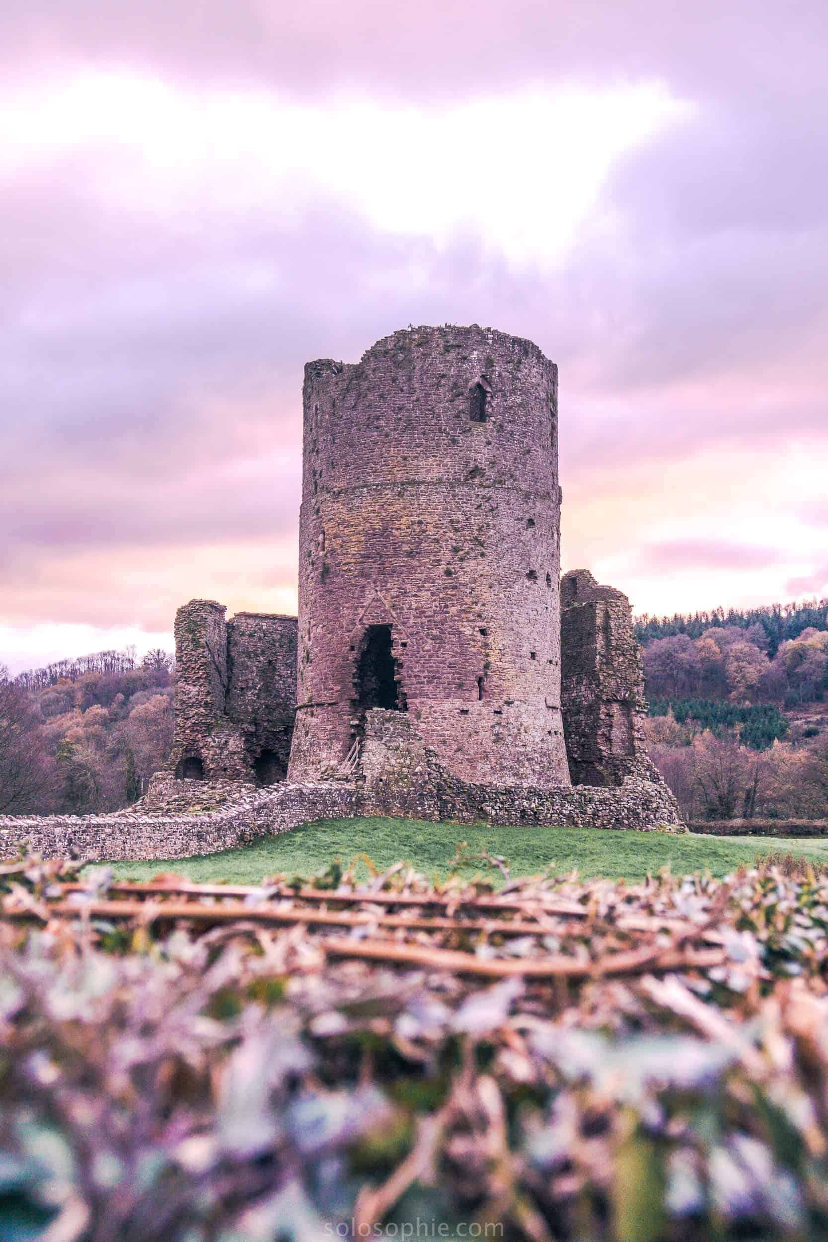 How to spend three days in England and Wales: a 72 hour road trip around gems of South West England and Southern Wales: Brecon Beacons, Wells, Tretower, Castles, Hay-on-Wye etc.