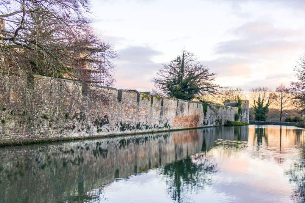 How to spend three days in England and Wales: a 72 hour road trip around gems of South West England and Southern Wales: Brecon Beacons, Wells, Tretower, Castles, Hay-on-Wye etc.: Wells
