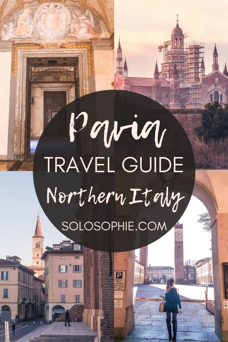 Pavia travel guide: Here's your ultimate itinerary for why you must visit Leiden, the beautiful university city of Pavia, Lombardia, Northern Italy Europe (what to do an see in Pavia)