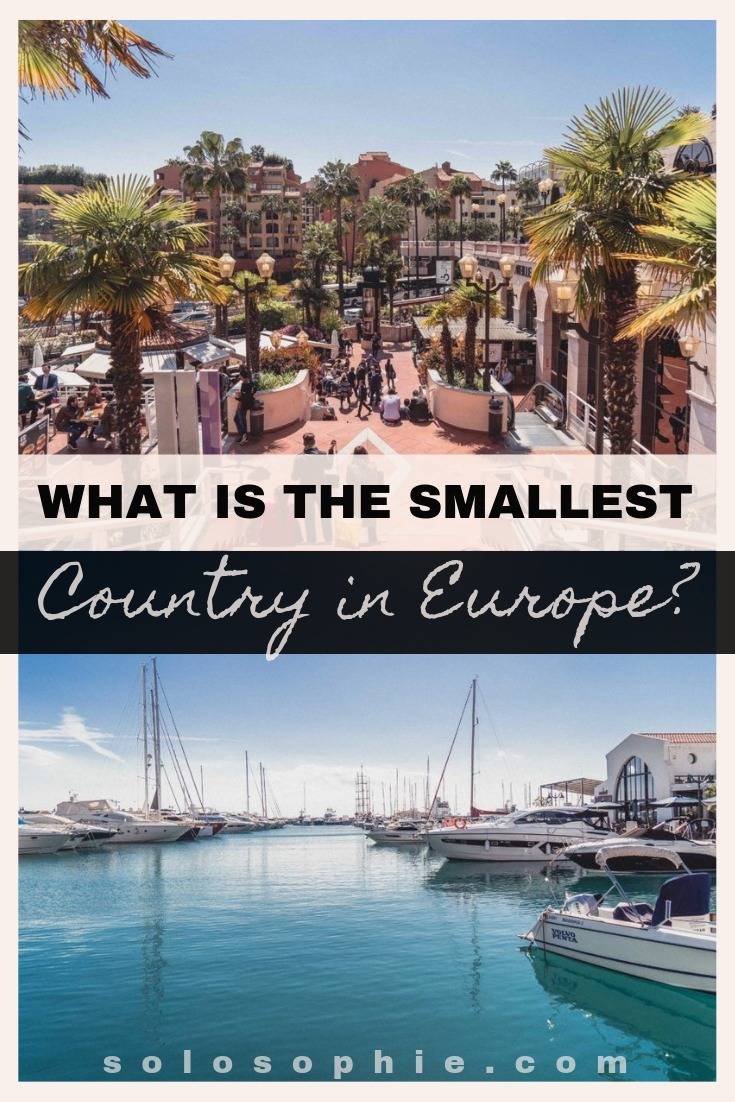 Wondering what the smallest country in the world is? Here's your guide to the tiniest, minutest, and very smallest countries in Europe