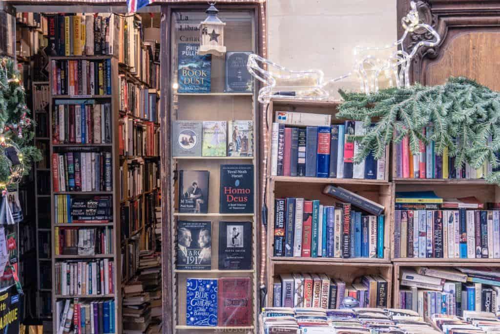 Hidden Paris: Secret spots in paris you'll love: abbey bookshop