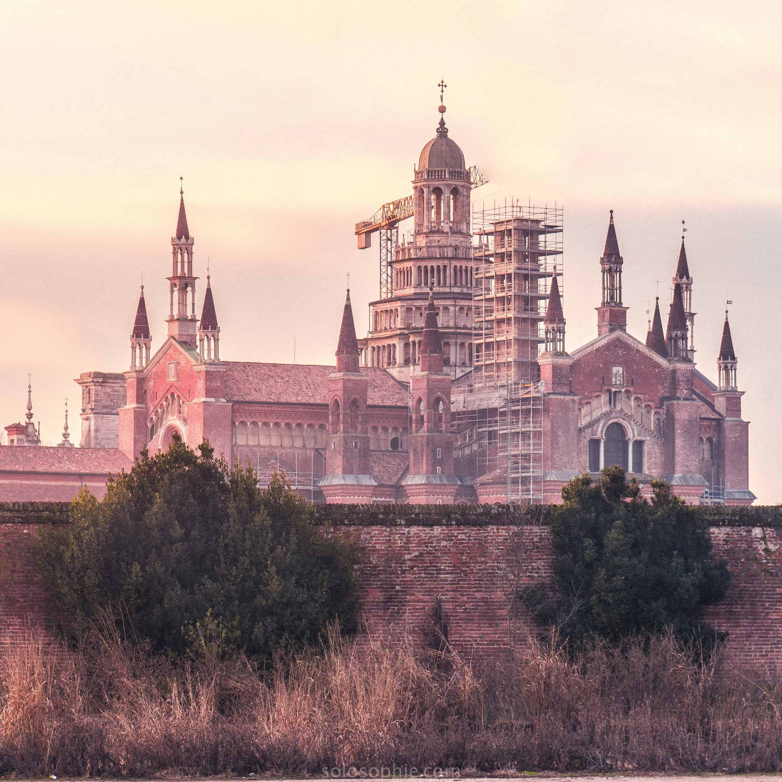 Pavia Guide: Best things to do in Pavia, a beautiful university town in the Lombardy region of Italy