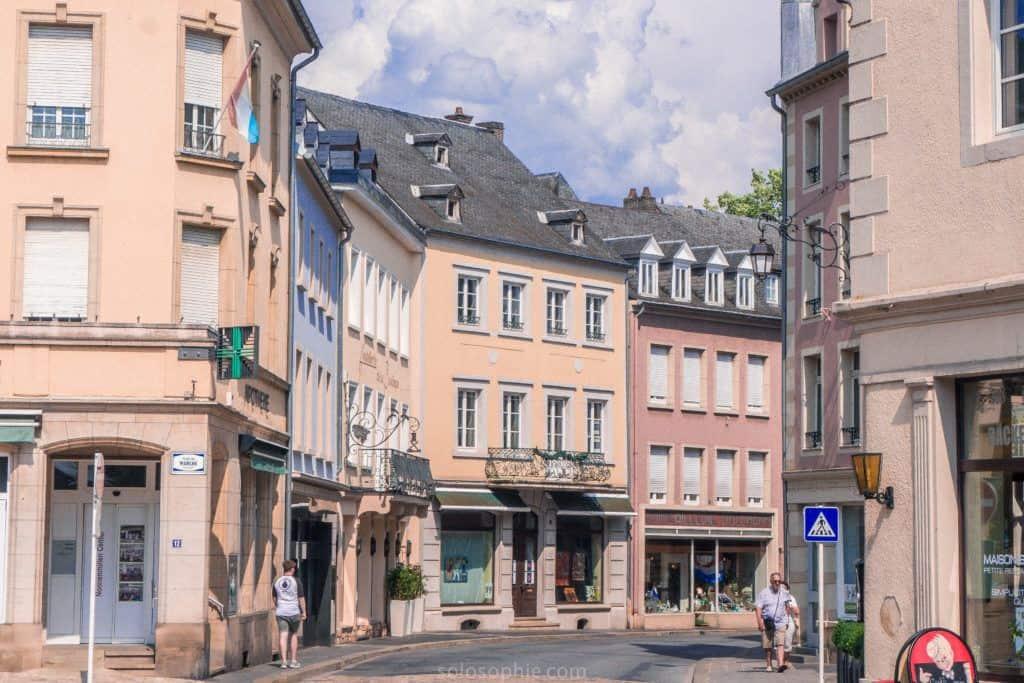 Best day trips from Luxembourg: echternach
