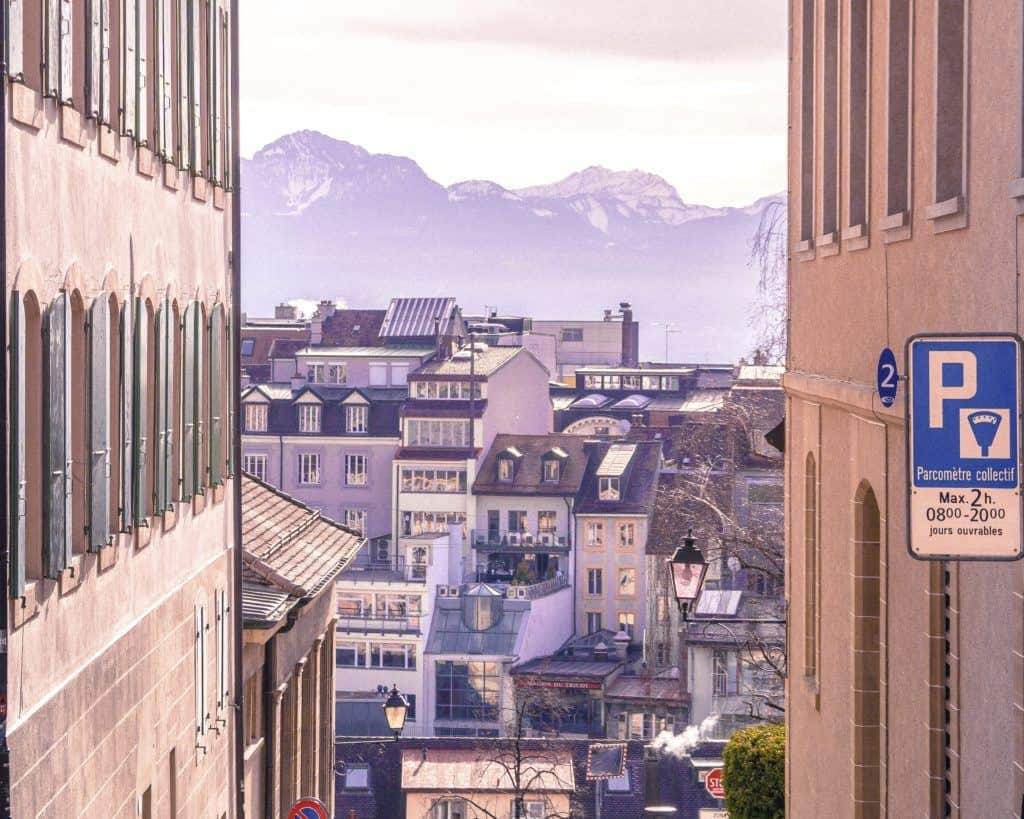 Most beautiful places in Switzerland: Lausanne