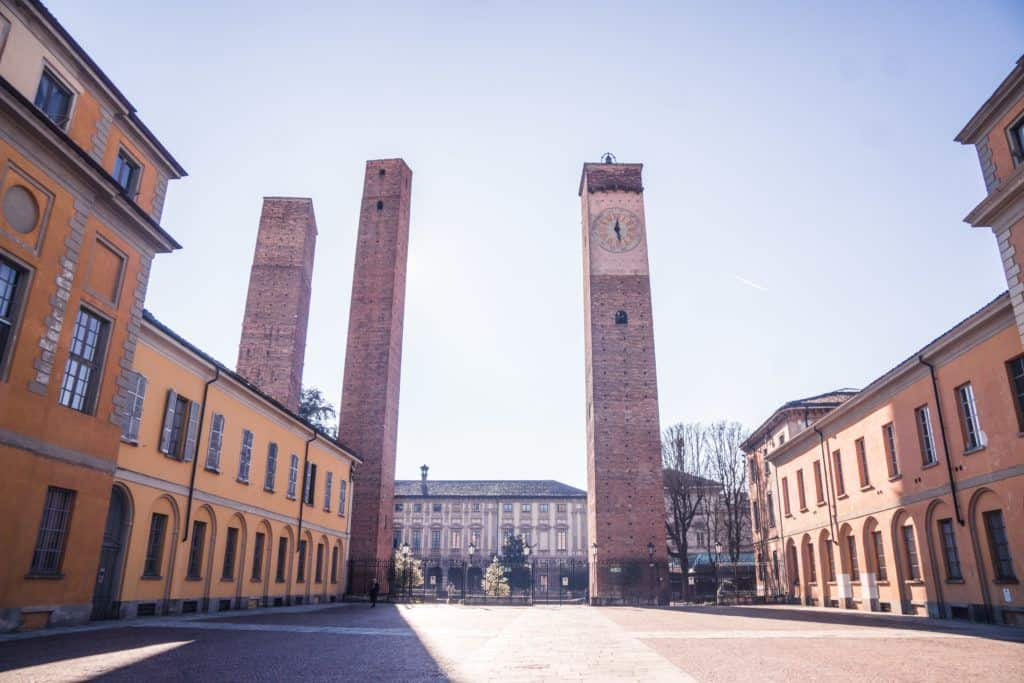 Best things to do in Pavia, Lombardy, Italy: Medieval towers
