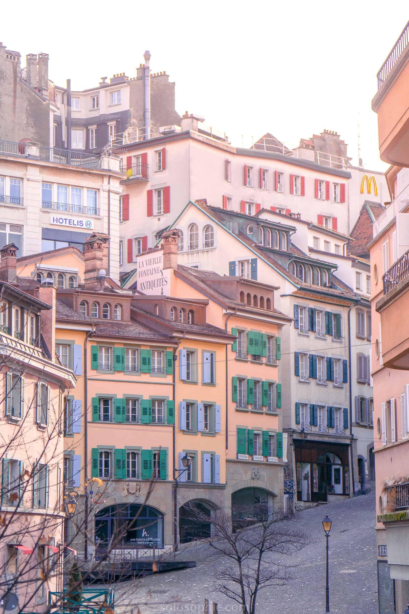 Most beautiful places to see in Switzerland: Swiss destinations to add to your bucket list