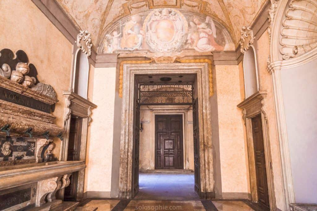 University of Pavia: 2nd oldest university in Italy