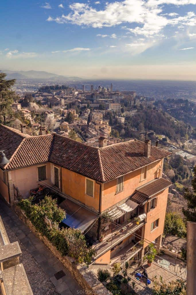 View of Bergamo, Lombardy, Italy: 10 epic reasons to visit Lombardy