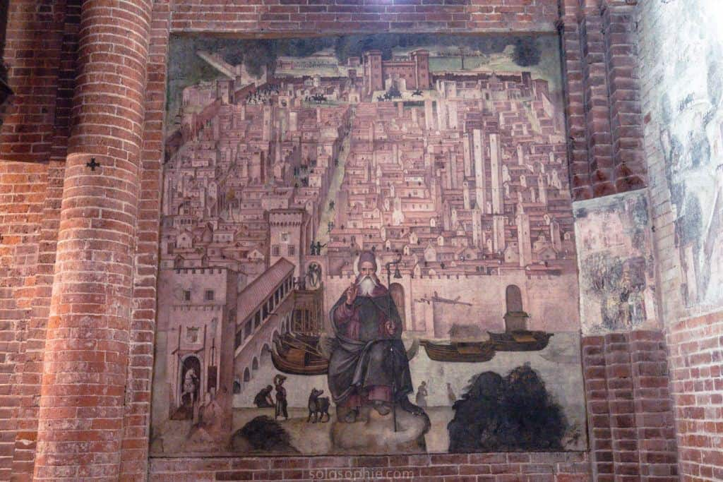 San Teodoro church: best things to do in Pavia