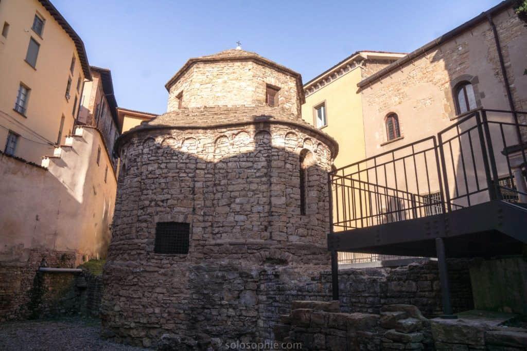 Tempietto di Santa Croce: Hidden Germ of Bergamo