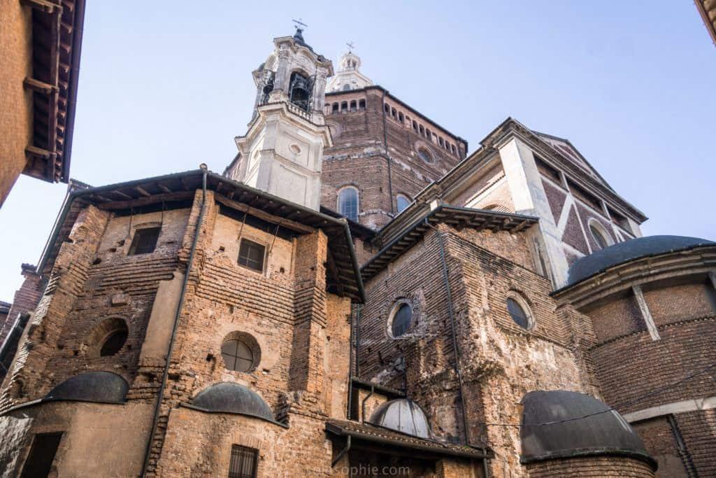 Unesco world heritage sites: pavia
