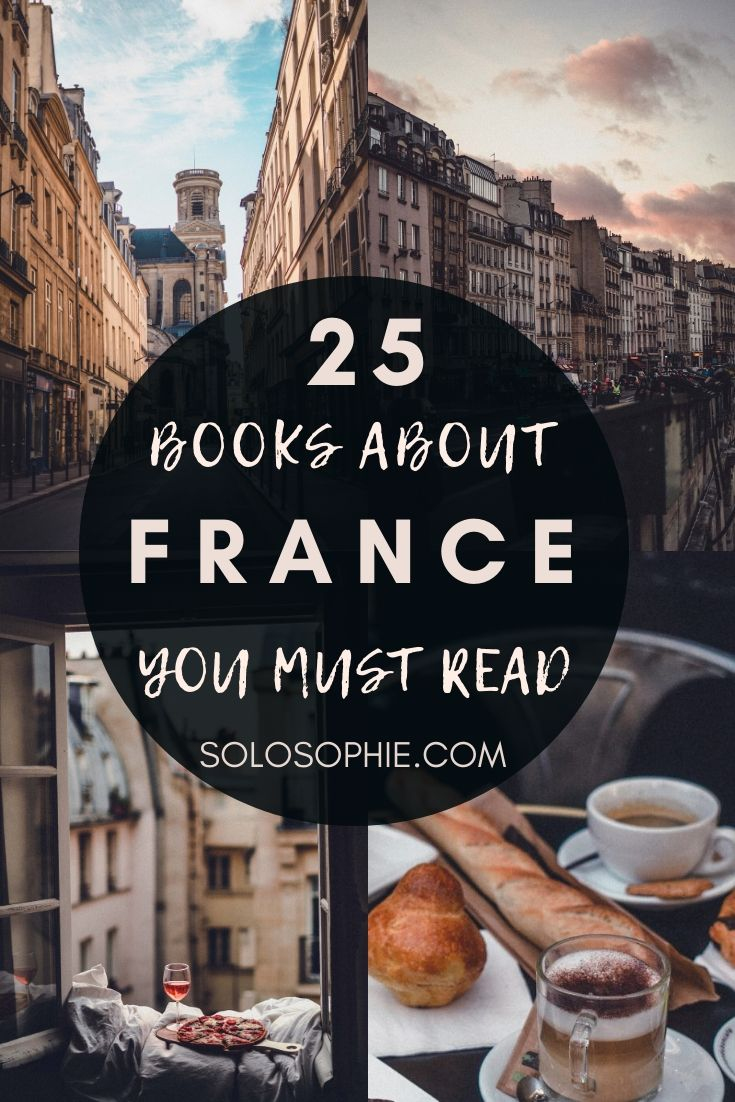 Books about France. Looking for the best books and novels about France and French culture? here's a guide to France based literature and memoirs