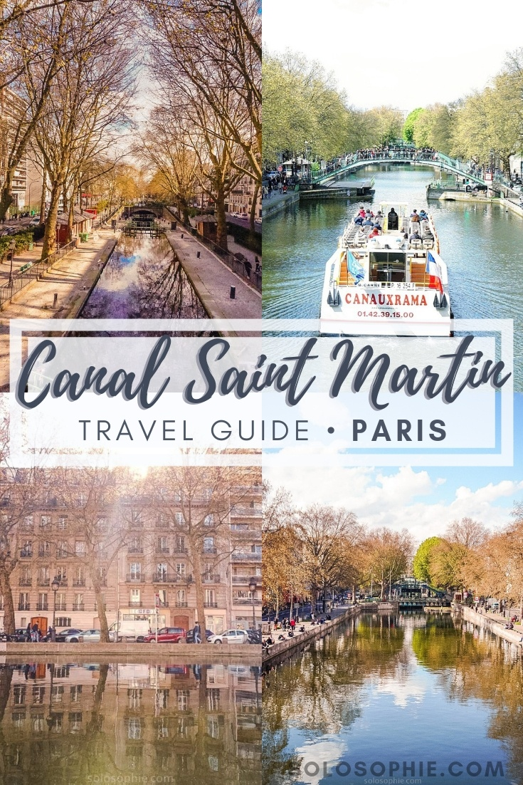 Canal Saint Martin Paris travel guide: Here are your ultimate insider tips for the best of the Canal Saint Martin district of Paris, France (must see attractions and things to do in the 10th arrondissement of Paris)
