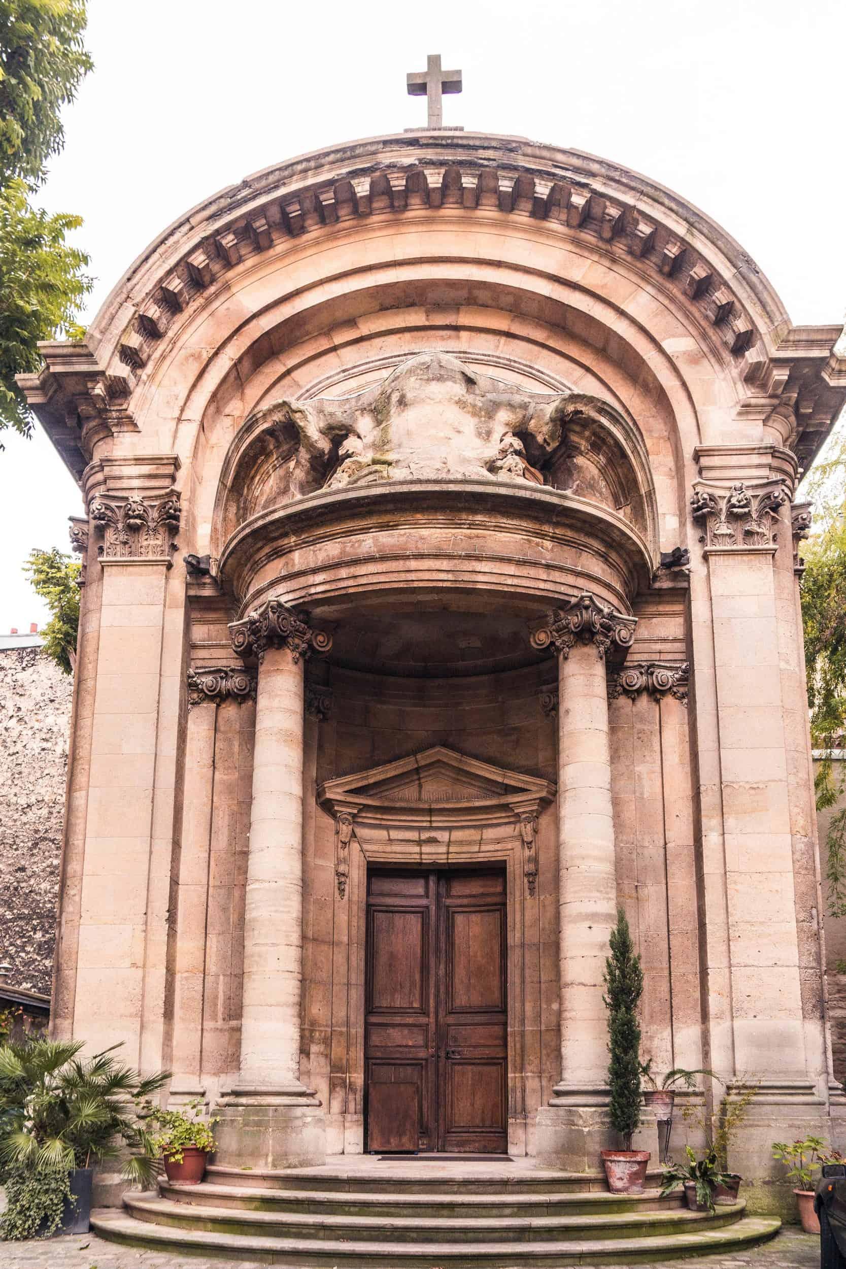 Église Saint-Éphrem-le-Syriaque, Latin Quarter, 5e arrondissement, Paris, France