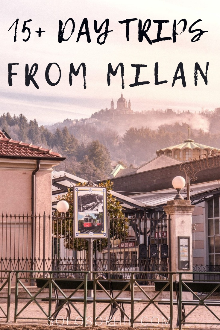 Looking for Milan day trips while visiting the Lombardy capital in Italy? Wel, here are the very best day excursions from Milano; ancient lakes, old cities and perfect foodie experiences!