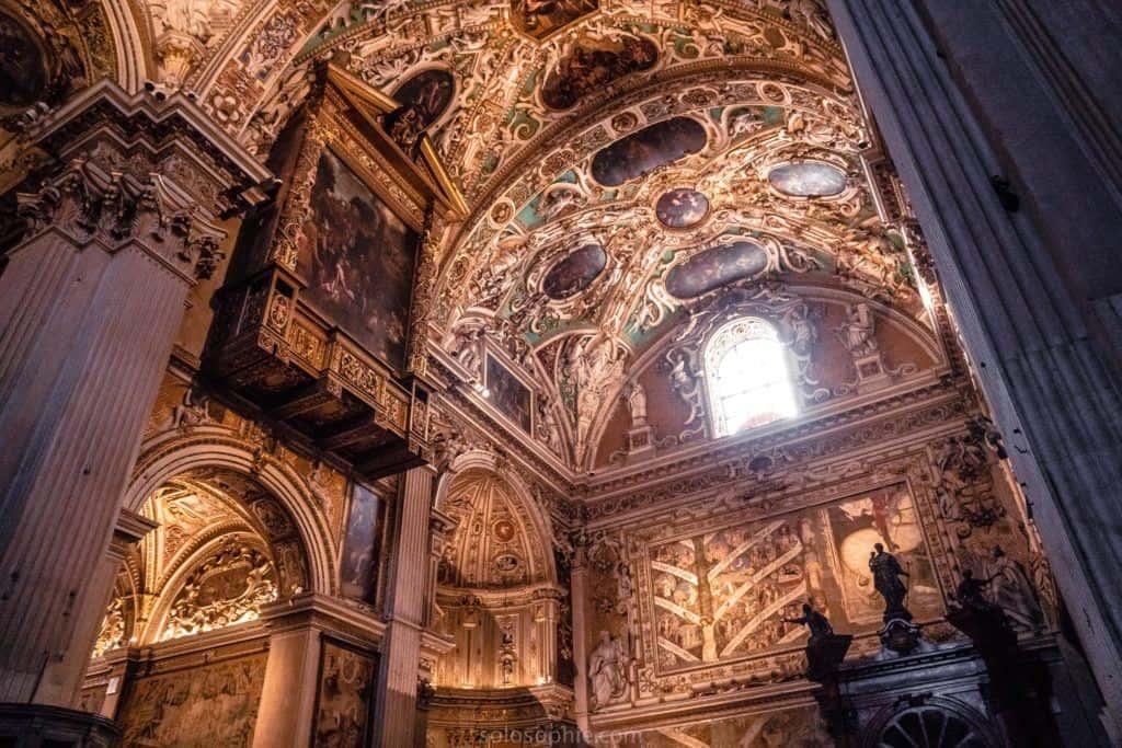 Best things to do in Bergamo, Lombardy, Italy: Basilica di Santa Maria Maggiore
