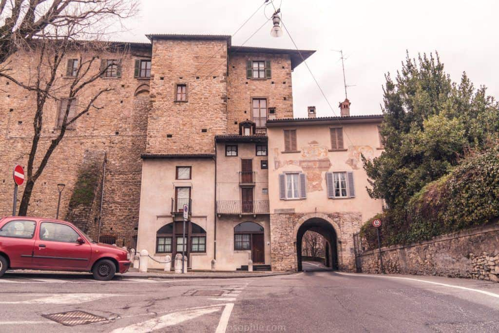 Best things to do in Bergamo, Lombardy, Italy: old town walls