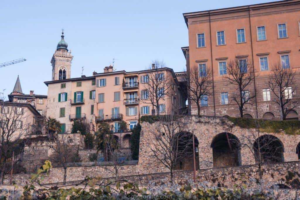 Best things to do in Bergamo, Lombardy, Italy: Citta Alta