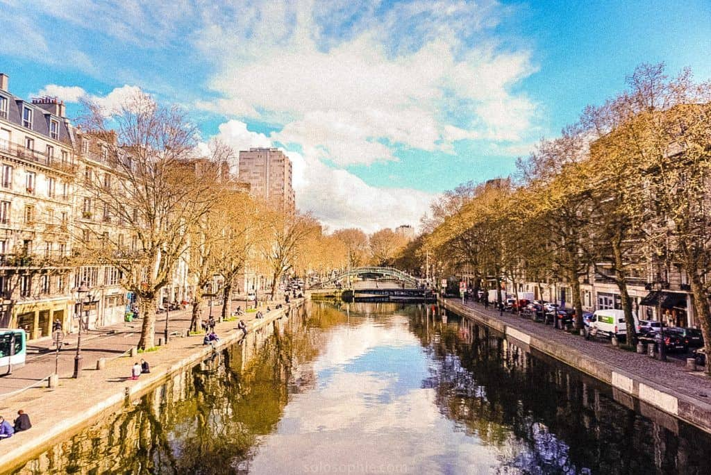 Canal Saint Martin Neighbourhood Guide: Things to do in the 10e arrondissement of Paris, France: