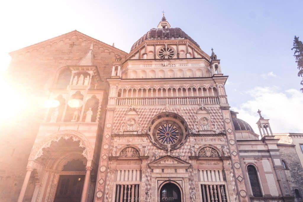 Best things to do in Bergamo, Lombardy, Italy: Cappella Colleoni