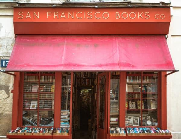 San Francisco BookCompany,17 Rue Monsieur le Prince, 75006 Paris
