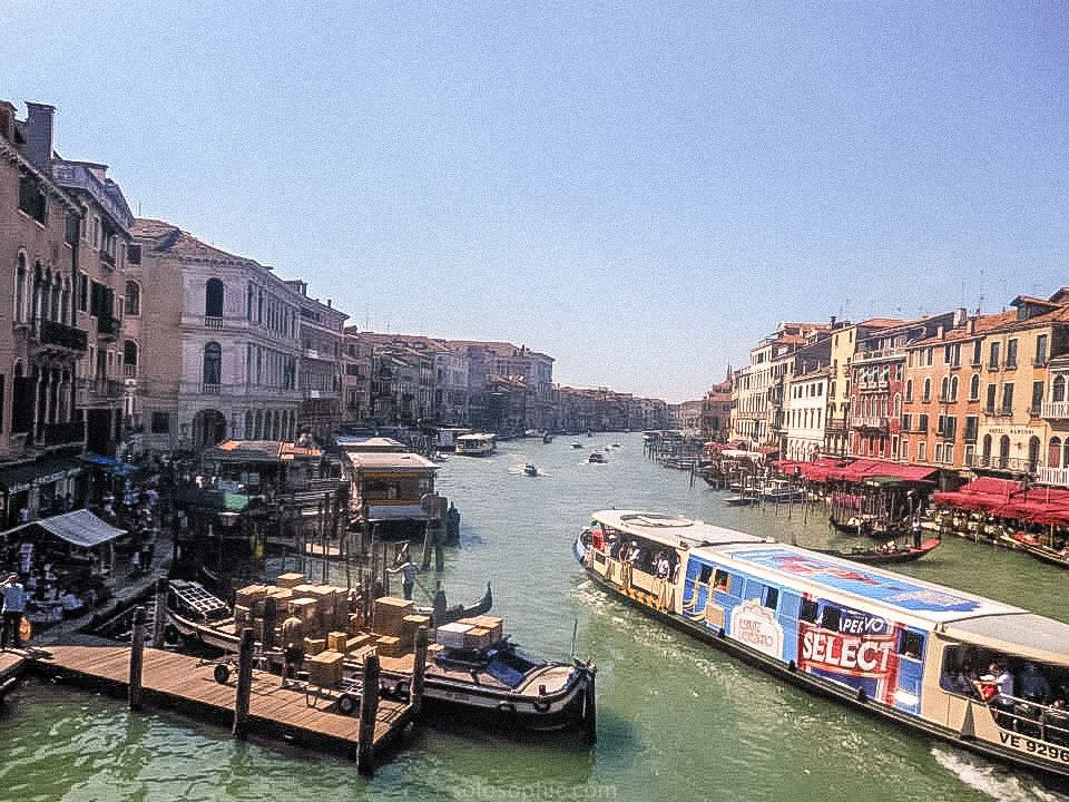 Best day trips from Milan: the canals of Venice