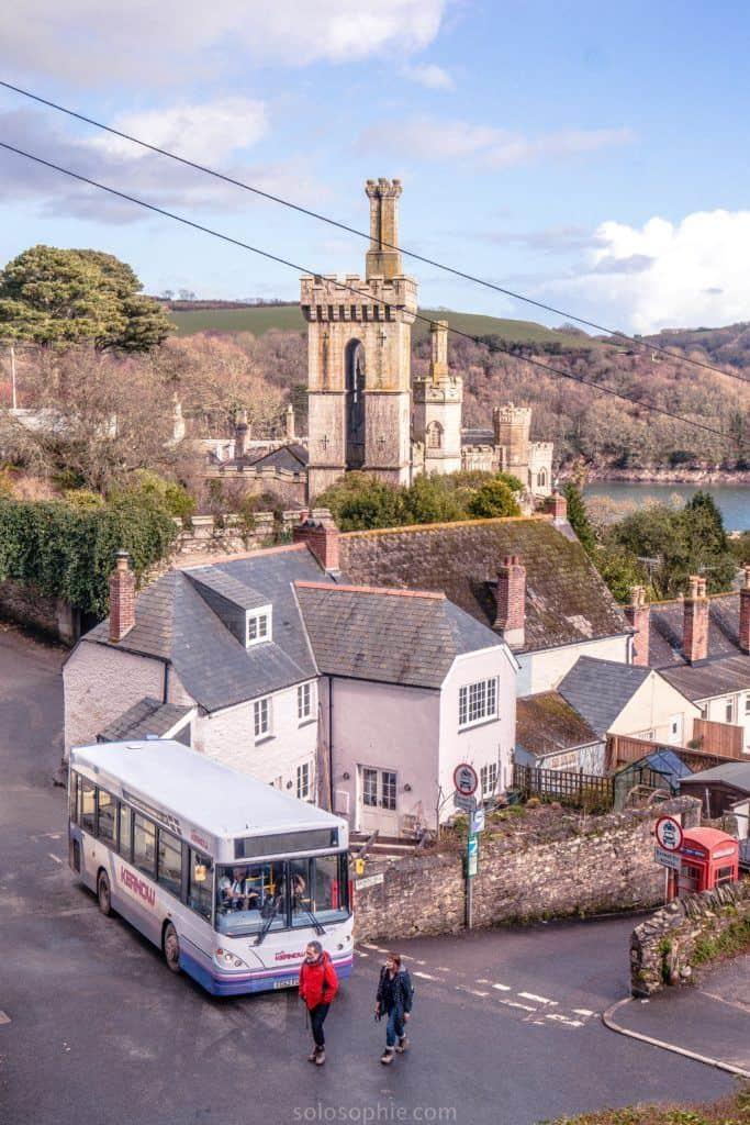 A quick guide to the best things to do in Fowey, South Cornwall, England: