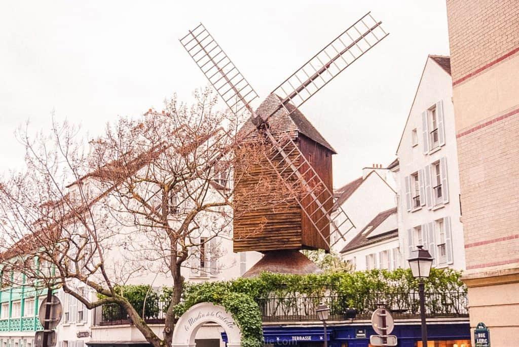 Lost Paris Windmills: a quick history behind the longforgotten Montmartre Windmills, 18e, Paris, France