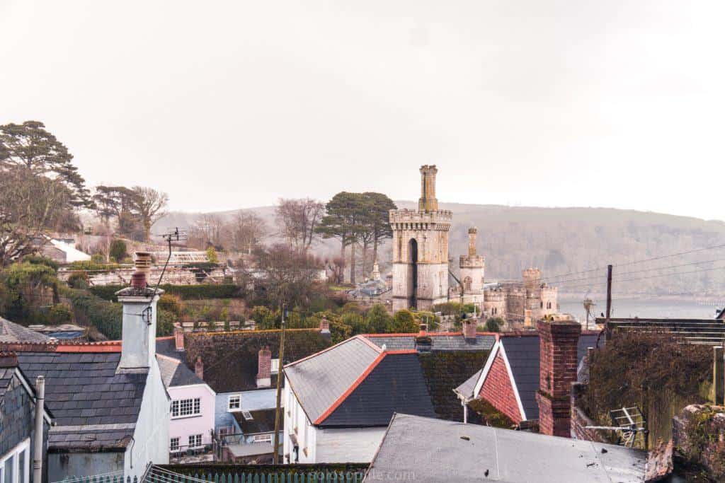 A quick guide to the best things to do in Fowey, South Cornwall, England: place house