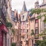 Visit Rouen timber-framed buildings, Capital of Normandy, France