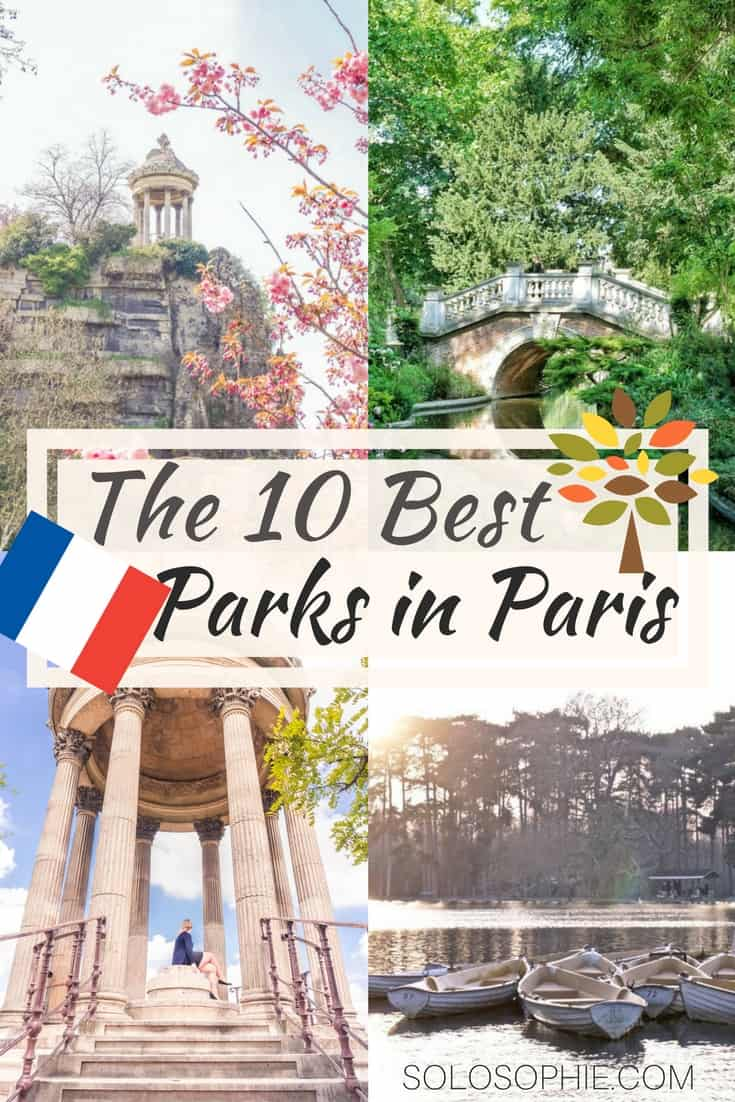 10 Best Green Spaces, Gardens & Parks in Paris Worth Visiting. Here's where you should go to enjoy a Parisian picnic, go for a boat ride, or see some sun in Paris, France