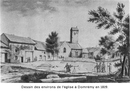 On the trail of Joan of Arc in France: Domremy