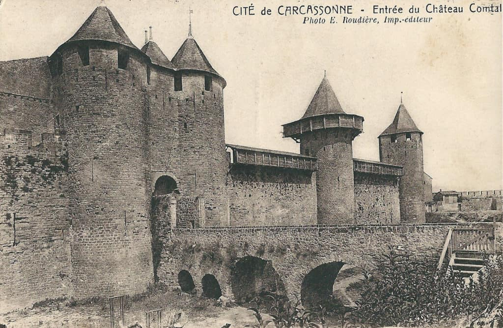 Carcassonne Carte Postale before 1940
