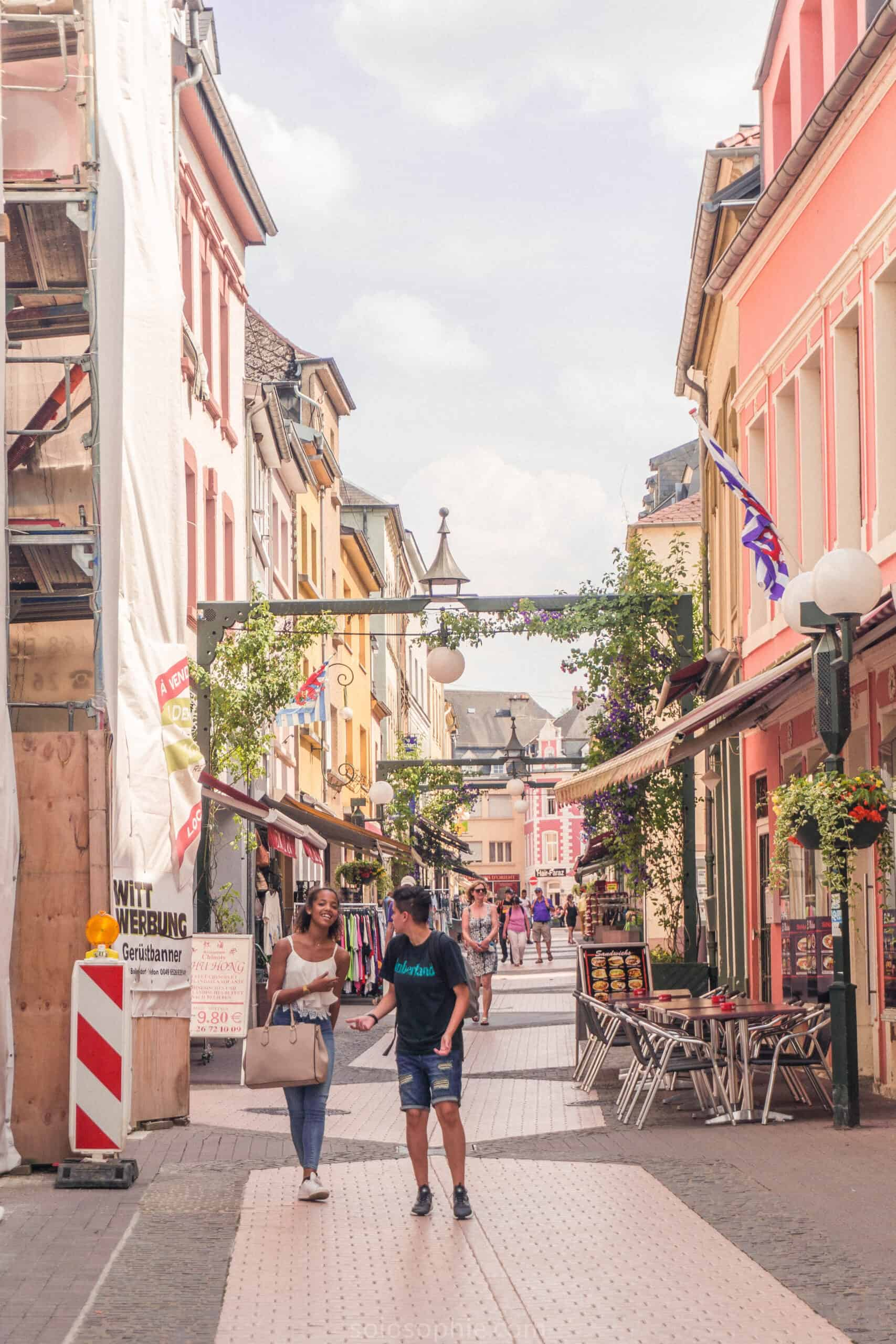 A quick guide to the best things to do in Echternach, the oldest town in Luxembourg, central Europe. Best things to do in the pretty city of Echternach; abbey, roman villa, museums, and views and church!