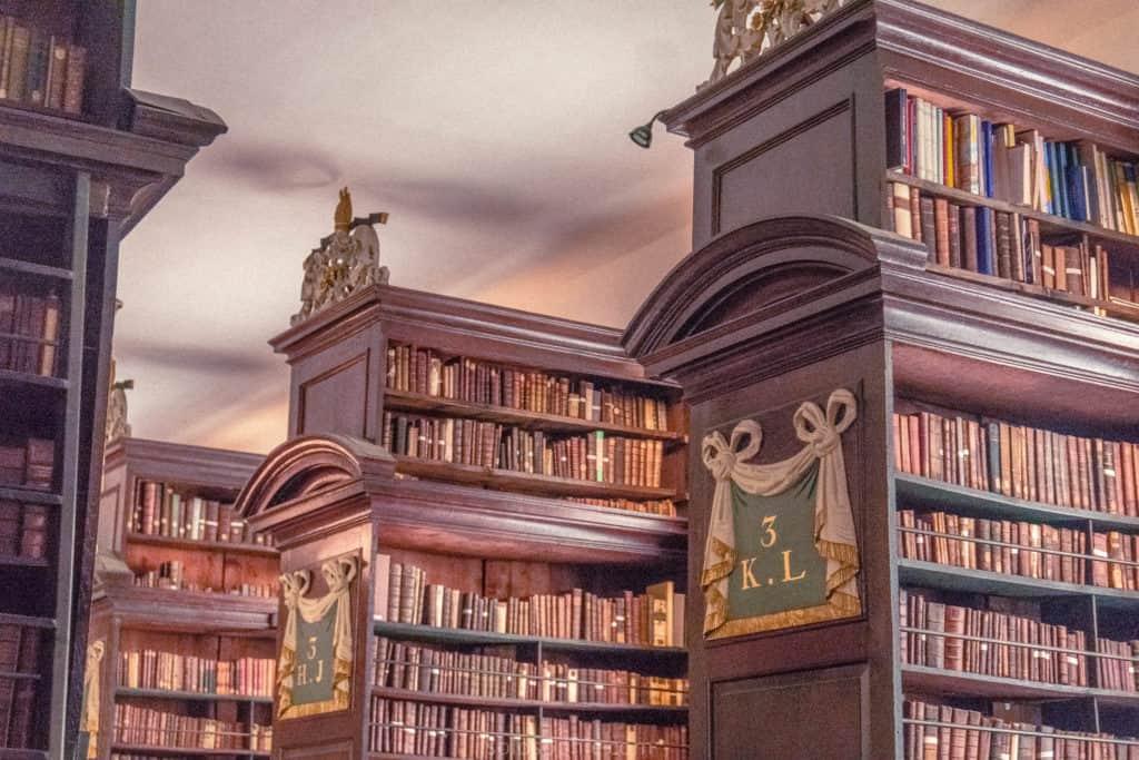 Marsh's Library, Dublin, Ireland