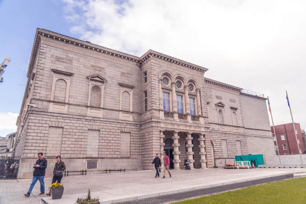 National gallery, Dublin, Ireland