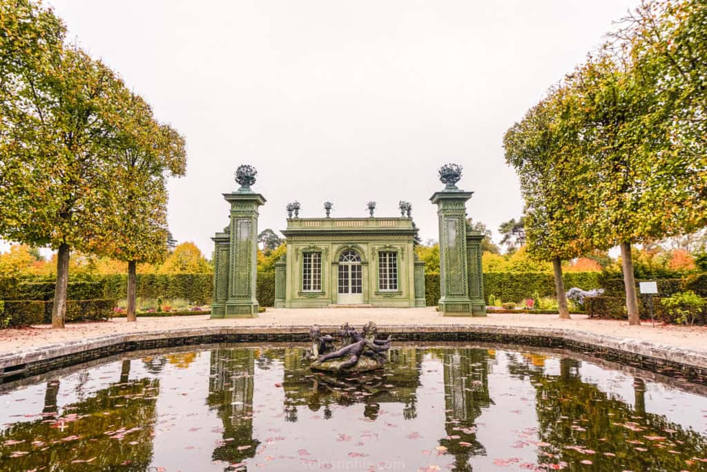 Petit Trianon water feature