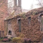 St Kevin's Abandoned and Ruined Church, St Kevin's Park, Dublin, Ireland