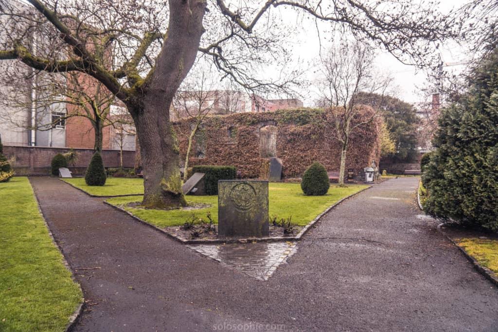 Ruins of St Kevin's Church, Camden Row, Dublin