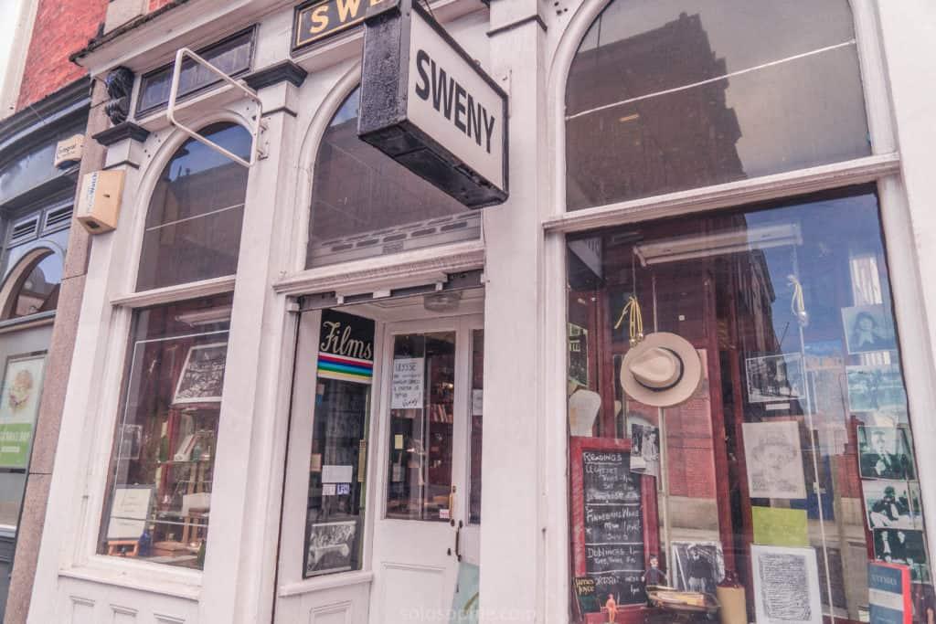 Sweny's Pharmacy, Dublin, Ireland
