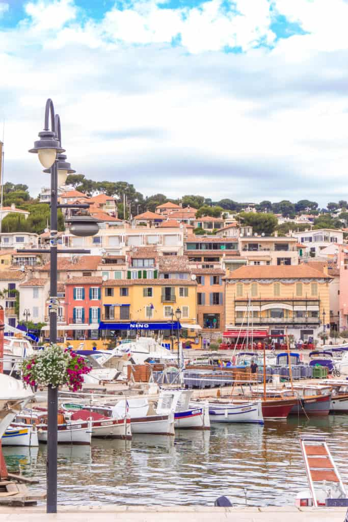 Guide to the Best Things to do in Cassis, A Stunning Provençal Town, Provence, France (hiking, beaches, coastal port, small market town)