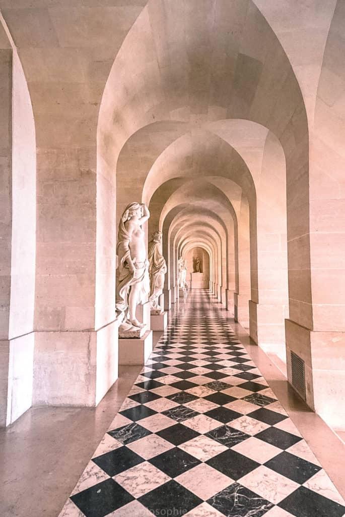 Palace interior, Versailles
