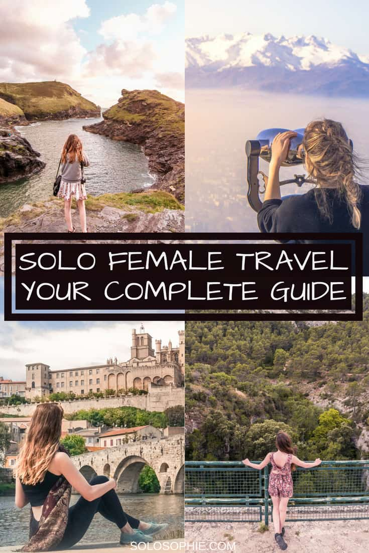 Solo female travel guide. Planning your first solo trip: considerations, tips, tricks & practical advice for your first time travelling alone!