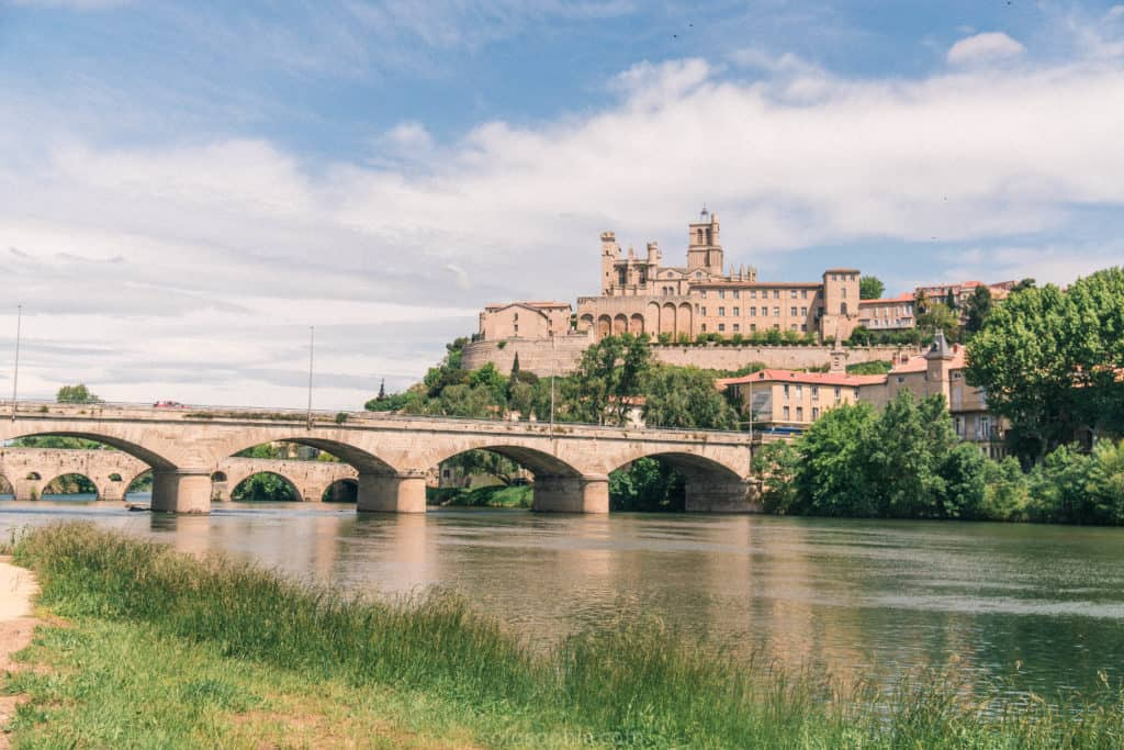 Here's a quick guide on where to find the best view in Beziers, a beautiful city in the Languedoc, Occitanie, France