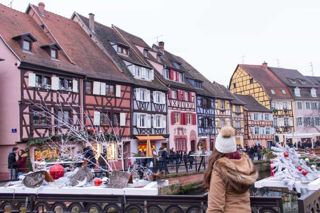 Fairytale town of Colmar