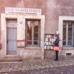 Librairie Goussainlivres: A Quirky Second Hand Bookshop in a Suburban Parisian Ghost Town, Ile de France, France
