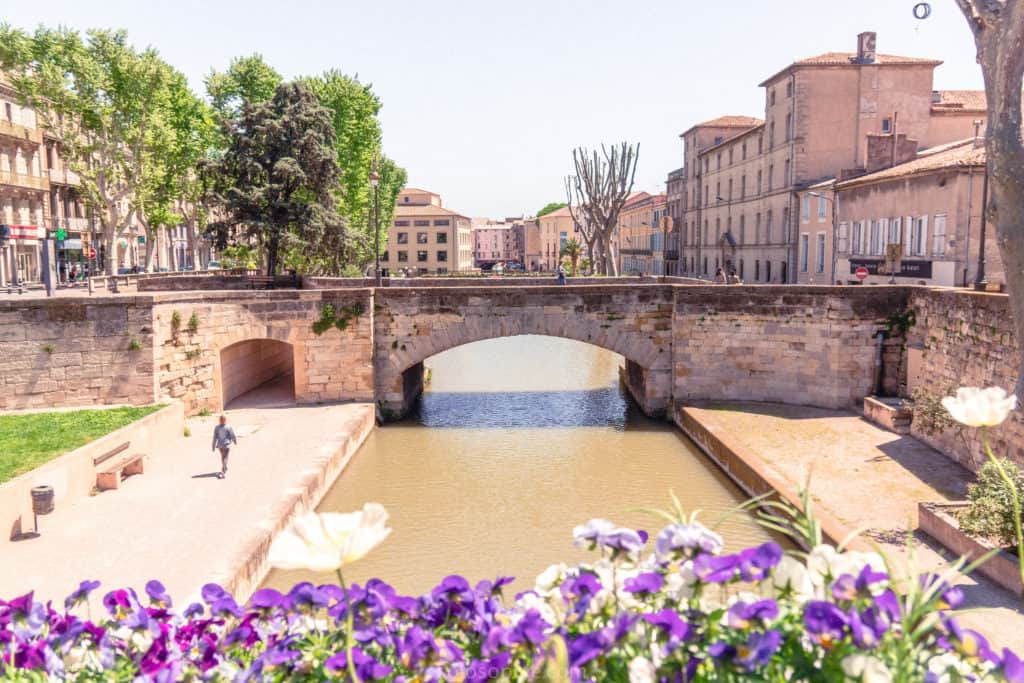 Canal de la Robine, Narbonne