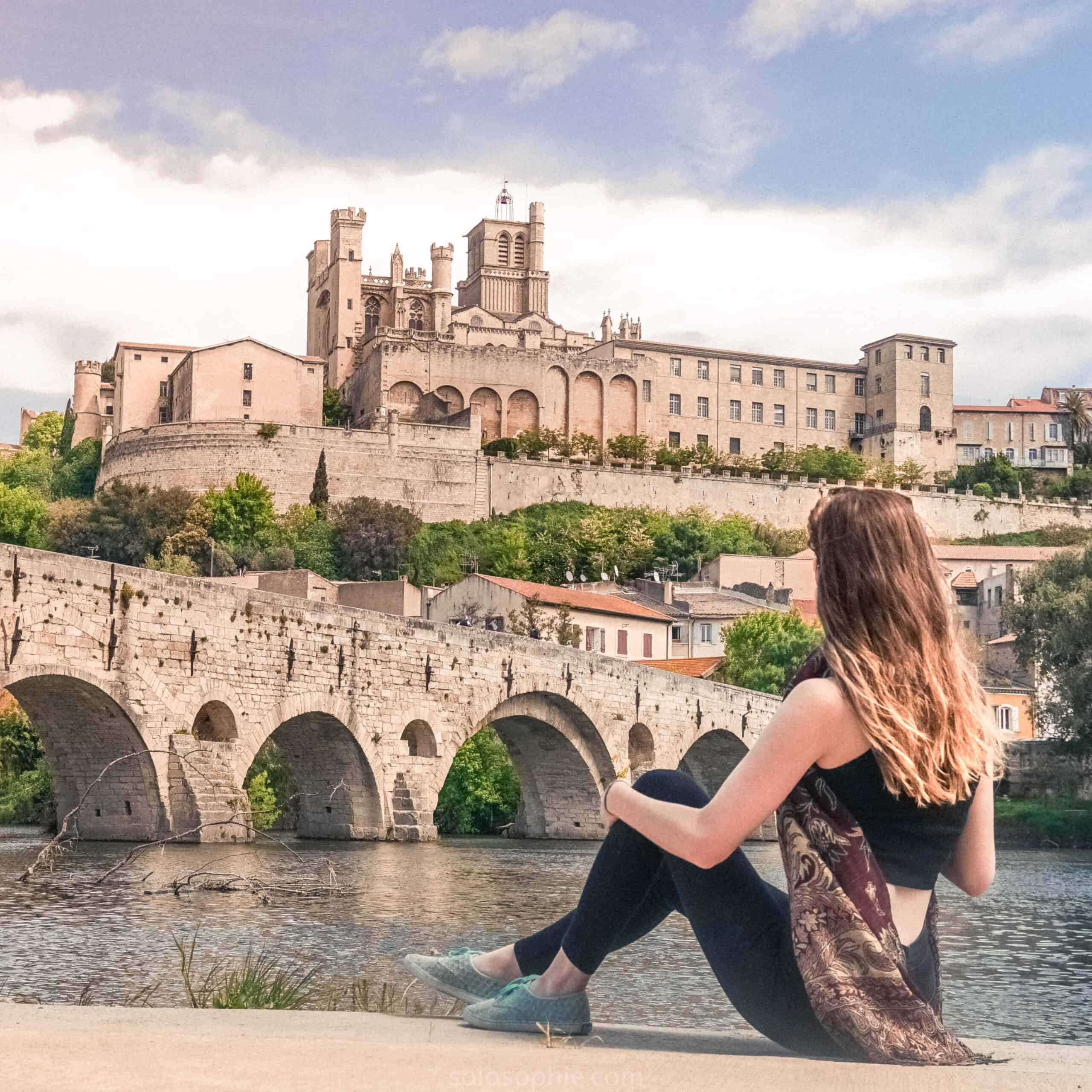 Visit Beziers: Planning a solo adventure in the south of france: tips, tricks, practical advice, and where to visit for a historical trip in Southern France, Europe!
