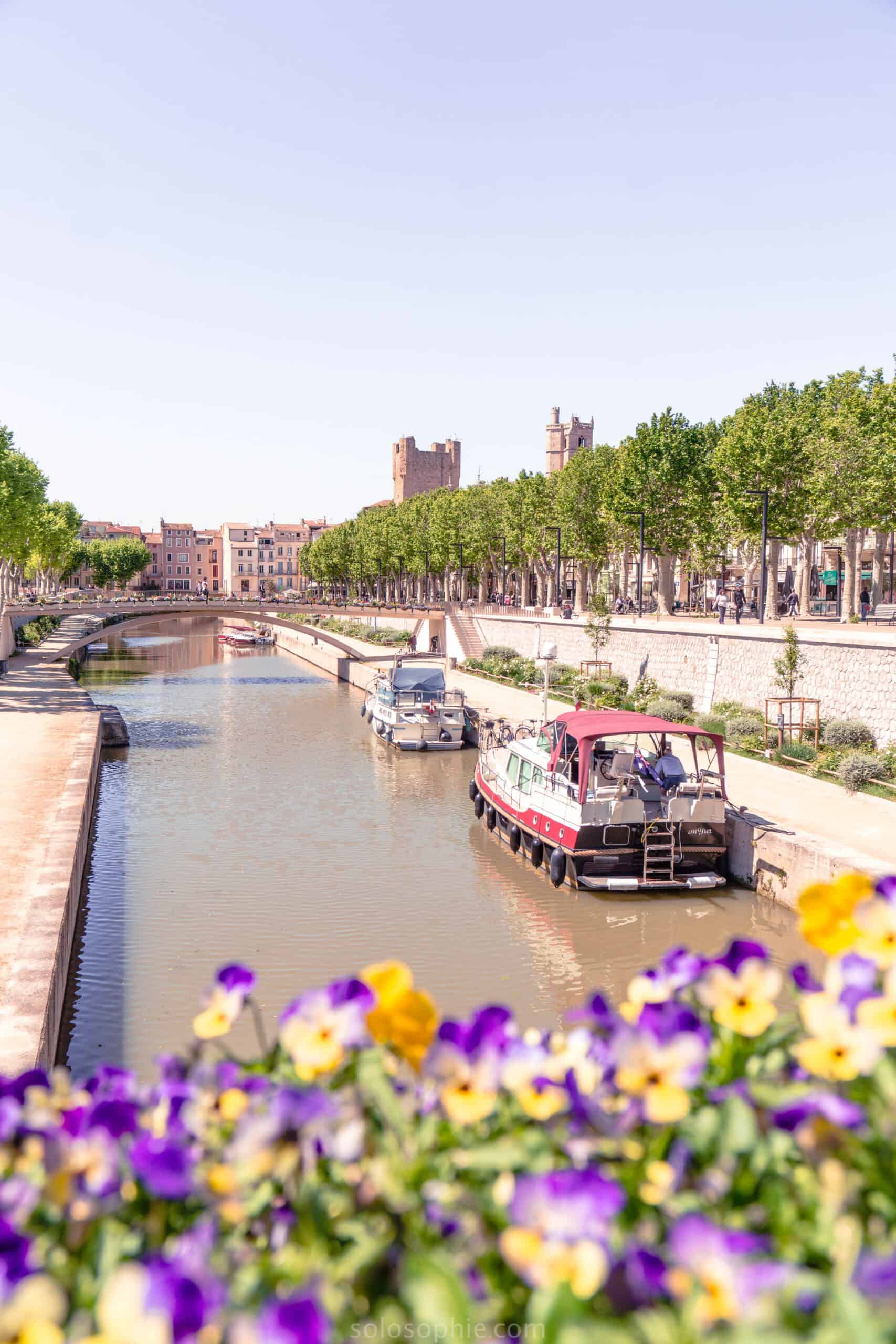 A quick guide to the best things to do in Narbonne, Languedoc-Roussillon (Occitanie), South West France. Off the beaten tourist track French travel to a former Roman port city!